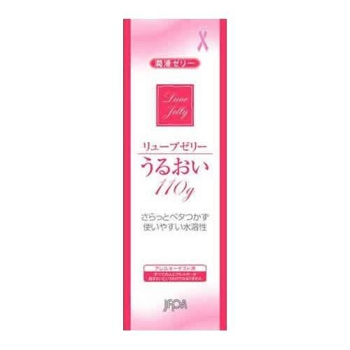 【送料無料・まとめ買い×8個セット】ジェクス リューブゼリー 110g
