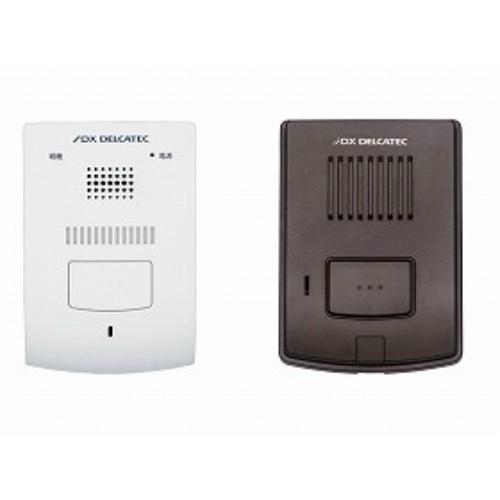 【送料無料】DXアンテナ ワイヤレスインターホン(親機+玄関子機)