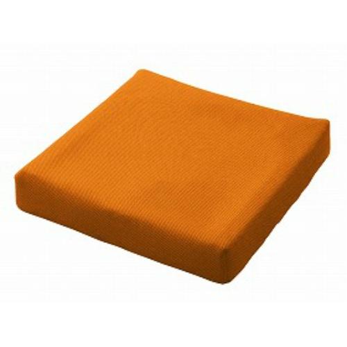 【送料無料】日本ジェル ピタ・シートクッション70オレンジ 70