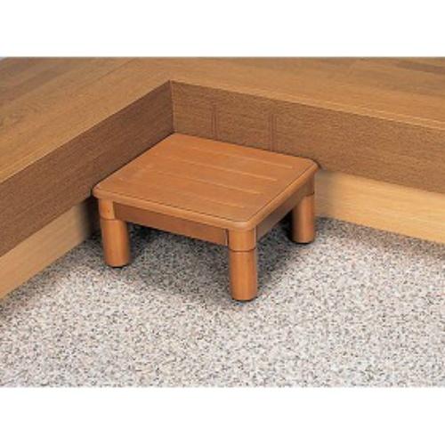 【送料無料】パナソニックエイジフリー 木製玄関ステップ1段400