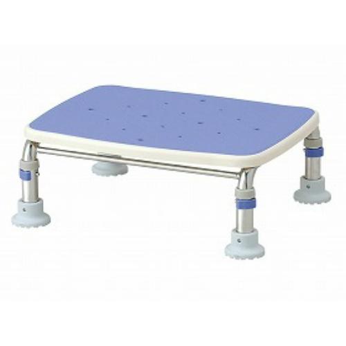 【送料無料】アロン化成 ステンレス製浴槽台R ジャストブルー 17.5-25