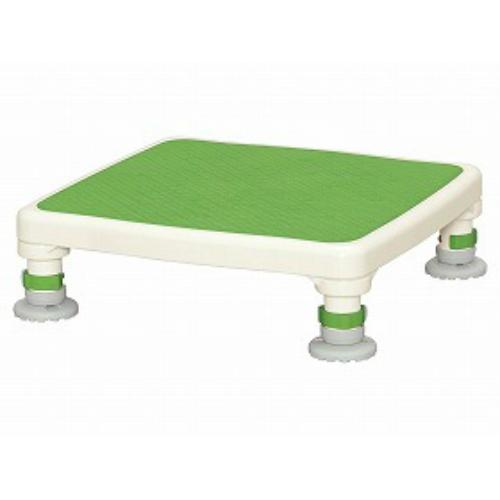 【送料無料】アロン化成 アルミ製浴槽台ジャストグリーン 10-15