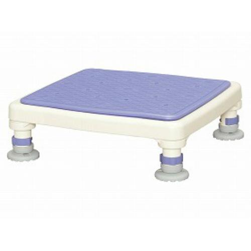 【送料無料】アロン化成 アルミ製浴槽台ジャストソフトブルー 10-15