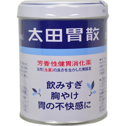 【送料無料・まとめ買い×20個セット】【第2類医薬品】太田胃散 210g