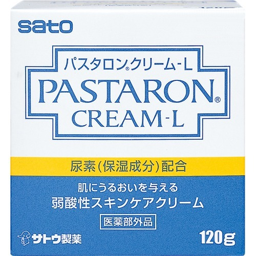 【送料無料・まとめ買い×20個セット】【医薬部外品】サトウ製薬 パスタロンクリーム-L 120g