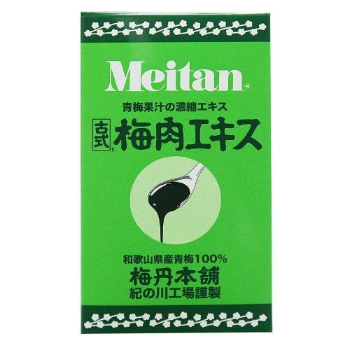 【送料無料・まとめ買い×2個セット】梅丹本舗 古式梅肉エキス 90g