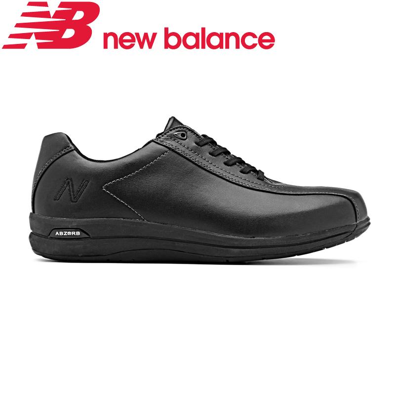 ニューバランス newbalance 【送料無料】 メンズ ウォーキング シューズ MW863 2E BK2 ブラック