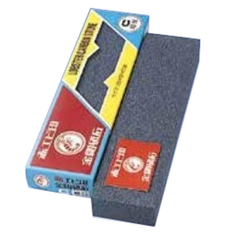 刃の欠けや大幅な修正に 中研ぎ前の刃の調整に使用します NANIWA ナニワ 赤エビ印 C角 一丁掛け 荒目 #36 HA-0110 36番 はさみ diy 期間限定で特別価格 爆買いセール 取寄品 研ぎ 刃物 ナイフ