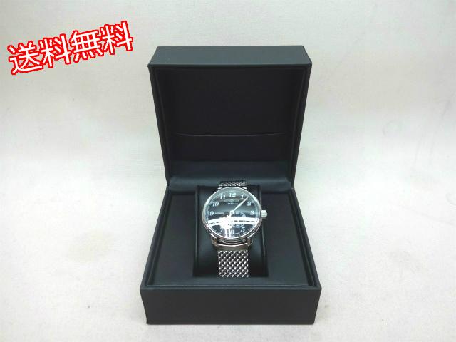 【中古】ZEPPELIN ツェッペリン 腕時計 メンズ 自動巻き 7666M2【ゆうパック指定と沖縄・離島などの一部地域は送料有料での発送となります】