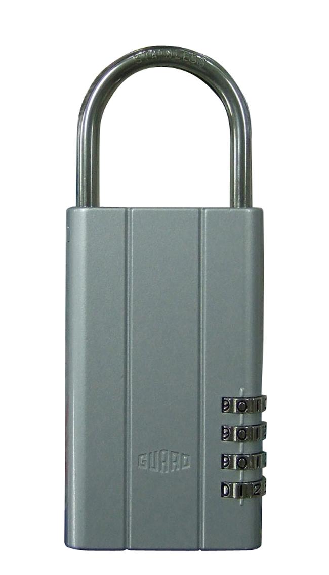 ガードロック製 レジャーロック 10個施錠だけでなく、キーの保管・受け渡しし可能防犯 2重ロック 侵入防止 工具不要 ボックス キーボックス 暗証番号