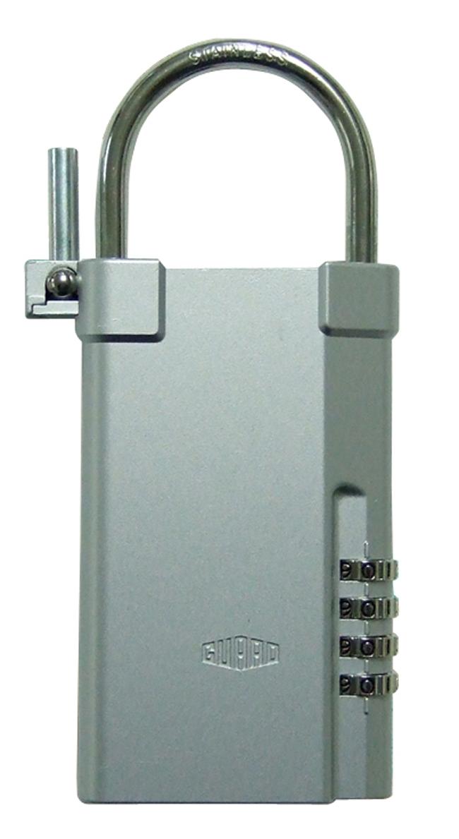 ガードロック製 レジャーロック・モアビッグ 3個 施錠だけでなく キーの保管・受け渡しし可能 防犯 2重ロック 侵入防止 工具不要 ボックス キーボックス 暗証番号