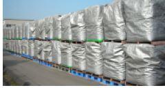 UVシート #4000 3.6m×5.4m シルバー グリーン 8枚 建築資材 工事 現場 用品 仮設 養生 保護 防炎