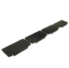 タカヤマ金属 フリーロングキャットスペーサー用 調整板 1mm厚 FLCS-1-240 415-5731 200枚 基礎関連 床下 工事