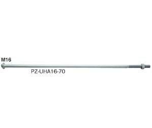カネシン PZユニハットアンカーボルトM16 PZ-UHA16-70 440-4801 20本 基礎 内装 構造金物 土台