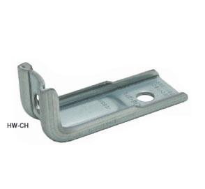 カネシン ハイパーウイング HW-CH (40×45×110mm) 440-3015 100個 基礎 内装 構造金物 土台