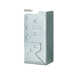カネシン EGガセット EGG(L)左勝手 440-4230 50個 基礎 内装 構造金物 土台