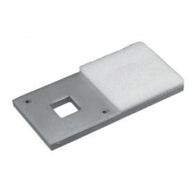 タナカ めり込み防止プレート 441-1050 10枚 基礎 内装 構造金物 土台