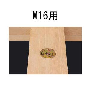 カナイ ハイブリッド2丸座金 M16用 442-5022 100個 基礎 内装 構造金物 土台