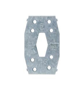 カナイ ニートプレート 442-9510 100枚 基礎 内装 構造金物 土台