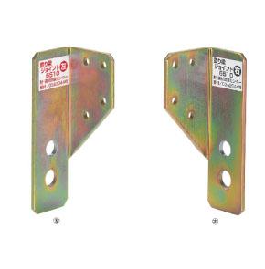 タナカ 登り梁ジョイント6510 6.5~10寸勾配用 6組 441-9661 基礎 内装 構造金物 土台