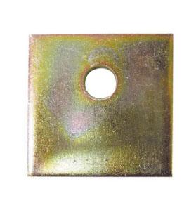 タナカ M16 偏芯角座金 (9.0×80×80) 441-8060 50枚 基礎 内装 構造金物 土台