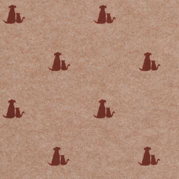 【ポイントUP祭】ポチたまシート フリーカットタイプ 犬猫ランダム柄 FKS-56 50cm×60cm 16本 ペットシート 消臭タイプ 日本製 フレッシュコール