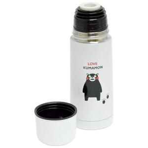熊裝入不銹鋼瓶 KUMAMON 350 毫升