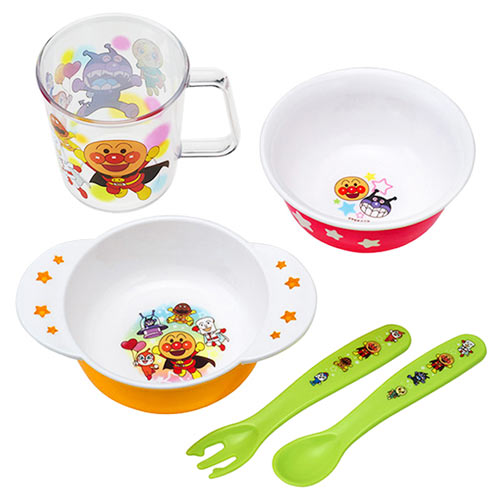 Anpanman colorful Dinnerware sets  sc 1 st  Rakuten & yoka1 | Rakuten Global Market: Anpanman colorful Dinnerware sets