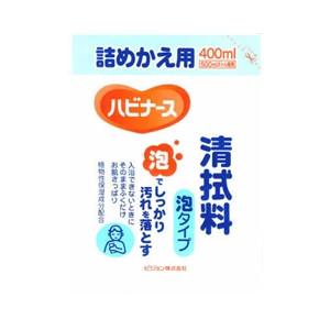 JavaSE cleaning foam type 詰mekae for 400 ml