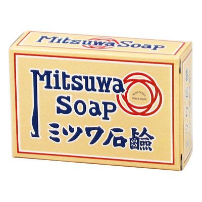 MITSUWA SOAP mitsuwakurashikku肥皂85g