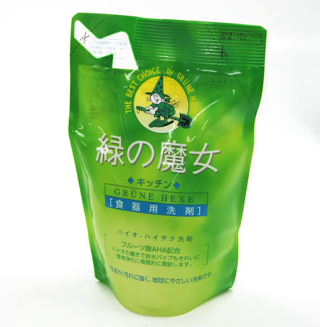 In 360 ml ★ Green Witch kitchen (dish and refill) over total 1980 yen ★.