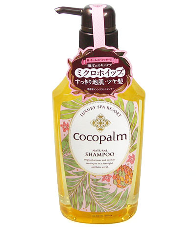 Coco Palm natural shampoo 600 ml