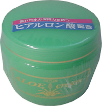 Hyaluronic acid formulations to plan Aloe cream 120 g ★ total 3150 yen or more at ★
