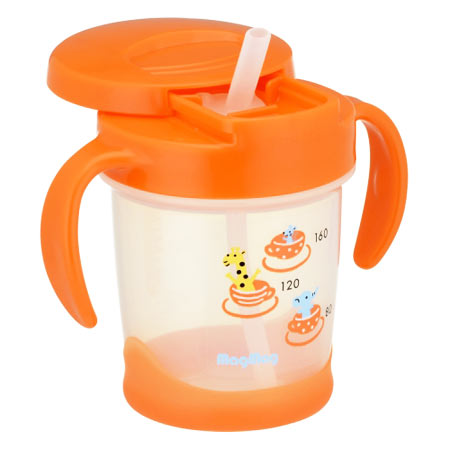 From pigeon sippy cup straw Cup 8 months