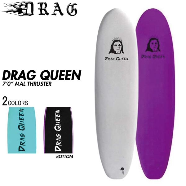 DRAG BOARD CO ドラッグサーフボード 7'0