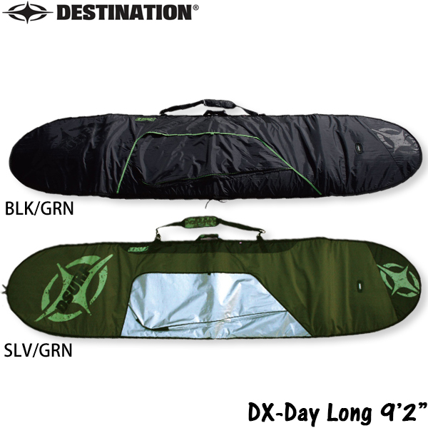 DESTINATION サーフボードケース ハードケース DAY BAG DX LONG BOARD 9'2ft DS-01EDX4921/02