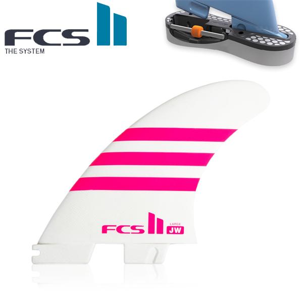 FCS2 エフシーエス2 フィン Julian Wilson ジュリアンウィルソン Air Core エアコア ピンク Large