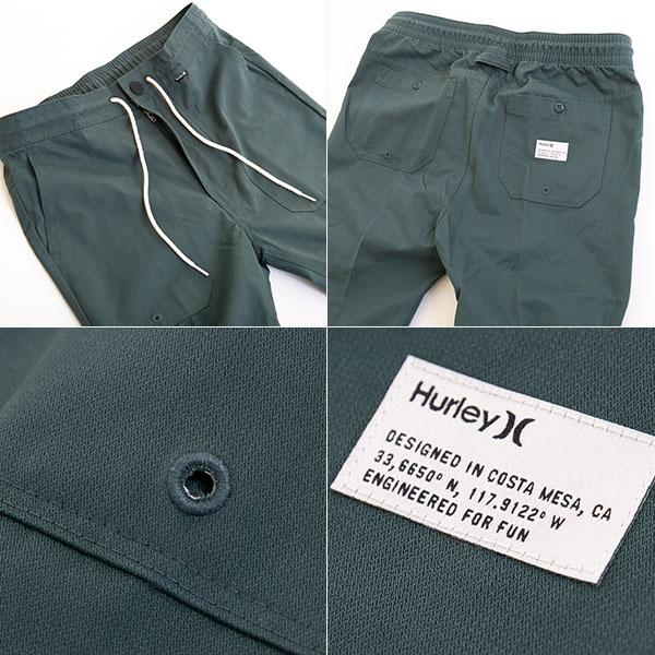 値下げしましたHURLEY ハーレー メンズ ボトム パンツ ウエストゴム レギュラーフィット SCOUT PANT 正規販売店QxtdCBshr