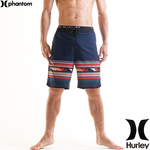 HURLWY ハーレー 水着 メンズ サーフパンツ ブランド 最上位モデル 18丈 伸縮レベルA