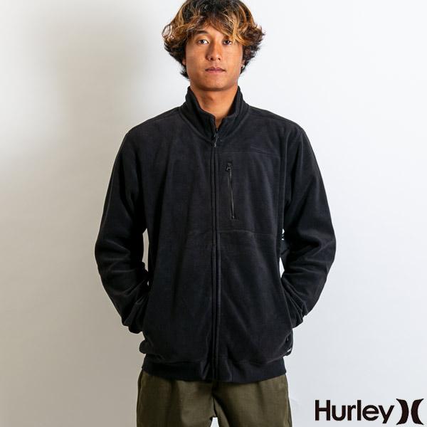 湘南に4店舗 サーフィン スケボー スノー WEB限定 自転車 アパレル販売 Hurley ハーレー NIKE 初回限定 メンズ THERMA FLEECE POLAR THERMA-FIT ジップアップ パーカー フリース