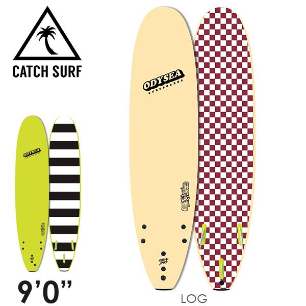【3月-6月頃の間に入荷後発送・ノークレームでお願いします】CATCH SURF ODYSEA LOG 9'0