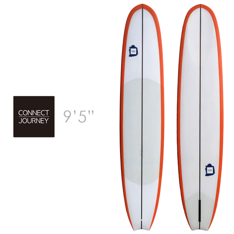 CONNECT JOURNEY コネクトジャーニー サーフボード CLASSIC MOONTAIL 9'5