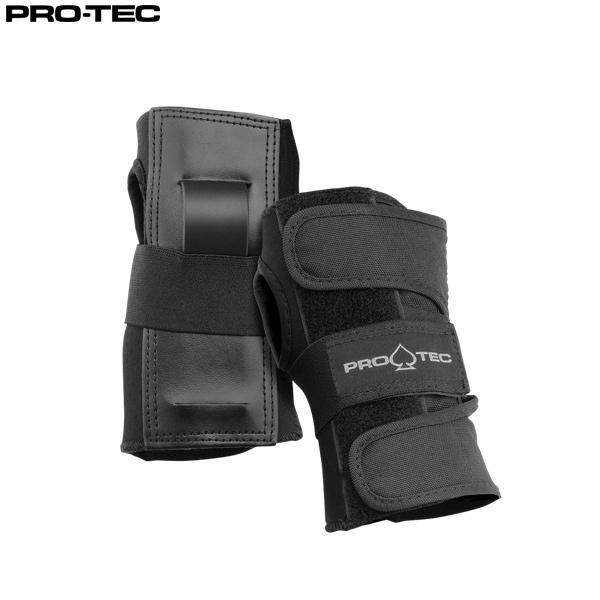 ※ラッピング ※ スケボー初心者必携 手首 手のひらを怪我から守るリストガード PRO-TEC プロテック プロテクター 時間指定不可 GUARD