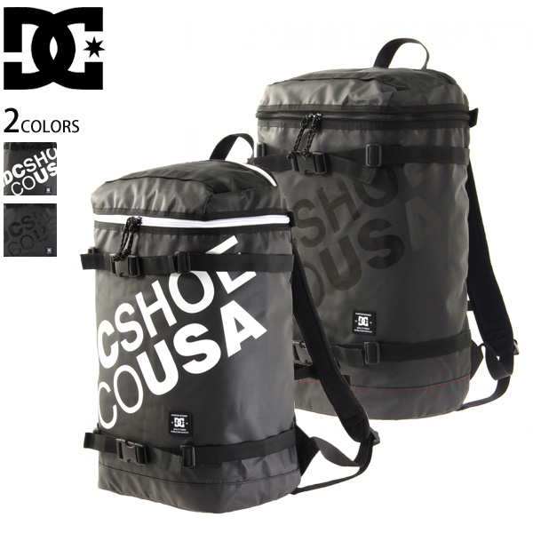 DC SHOES ディーシー バックパック リュック 18 QUONSETT3 ロゴ 22L