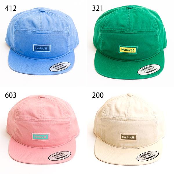 84b690a2e HURLEY logo cap hat wash snapback OCTANE HAT men unisex