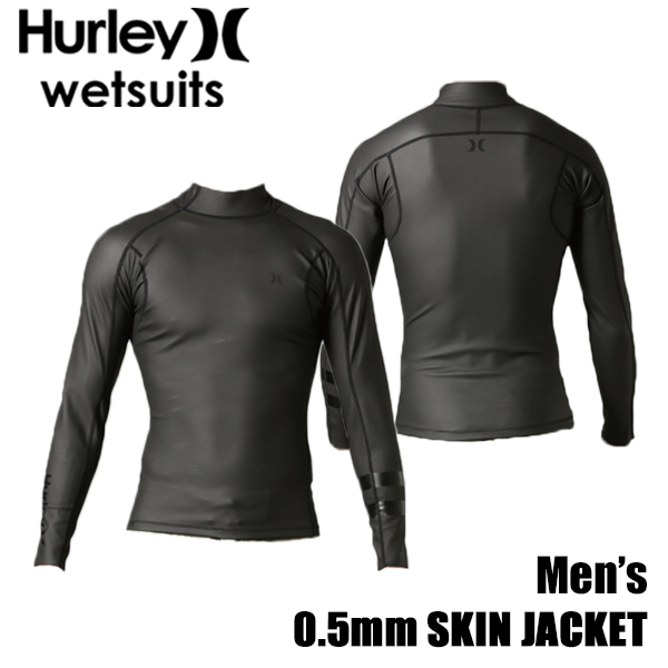HURLEY ハーレー ウェットスーツ メンズ ADPLUS WINDSKIN 0.5mm MZADJK18