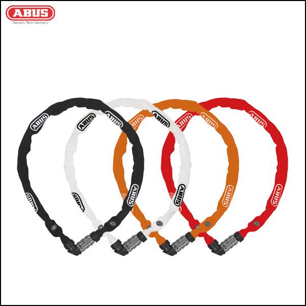 カラフルなダイヤル式スタンダートチェーンロック ABUS アブス