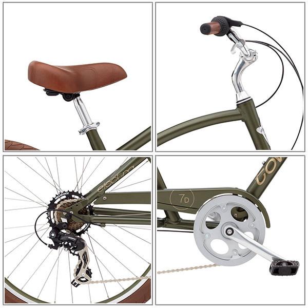 "ELECTRA エレクトラ ""TOWNIE ORIGINAL 7D EQ"" メンズ 26インチ 自転車"