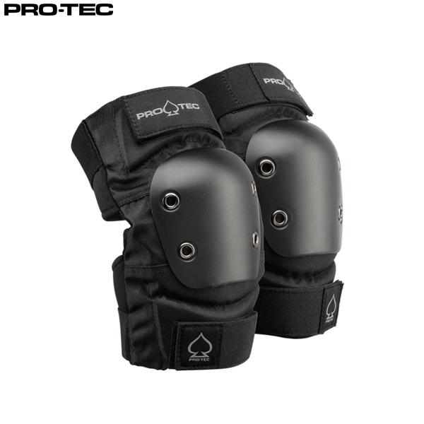 スケボー初心者必携 新品 送料無料 ヒジを怪我から守るプロテクター PRO-TEC ストア プロテック