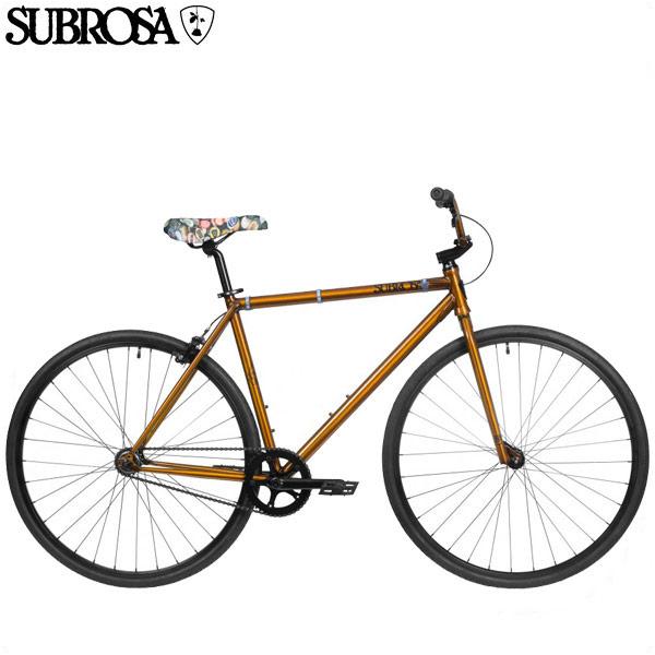 BMX 2017 SUBROSA サブローザ